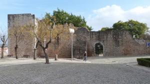 Tavira Castle 1293 by King Dinis
